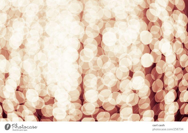 lights rot gelb Wärme hell Kunst glänzend ästhetisch Elektrizität Hoffnung einfach Glühbirne Geborgenheit Lichterkette