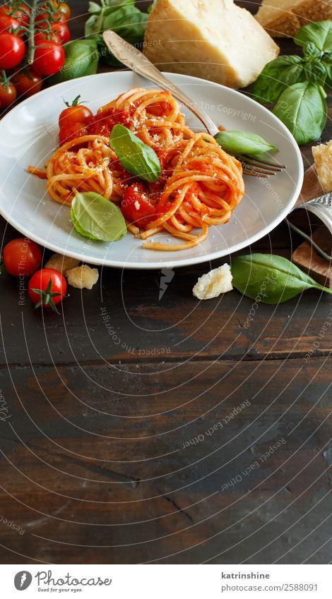 grün rot Speise Blatt dunkel Holz Textfreiraum braun Ernährung frisch kochen & garen Kräuter & Gewürze Gemüse Tradition Restaurant Vegetarische Ernährung