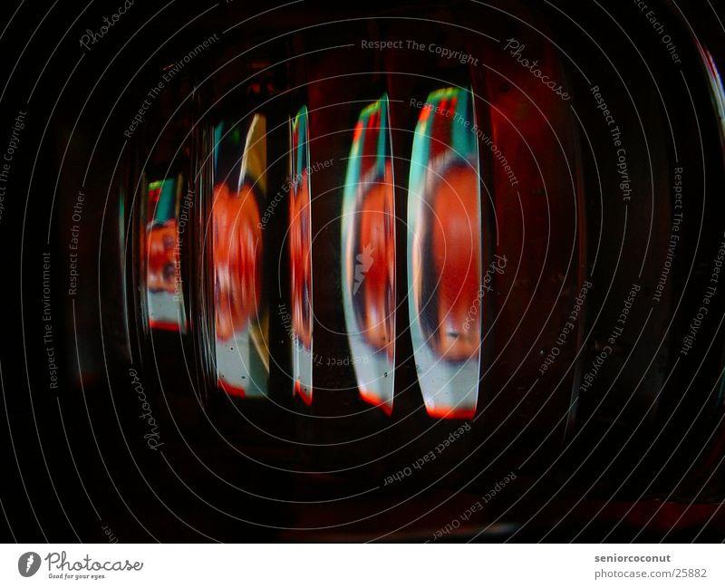 Cpt. Kirk Fernseher Makroaufnahme Nahaufnahme Glas Star Trek Classic