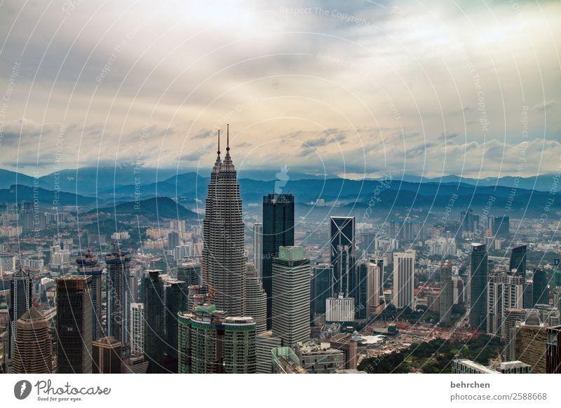 komplex | kuala lumpur - großstadtleben Ferien & Urlaub & Reisen Tourismus Ausflug Abenteuer Ferne Freiheit Sightseeing Kuala Lumpur Malaysia Asien Stadt