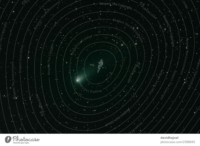 Komet 21P/Giacobini-Zinner Himmel Natur Umwelt Deutschland Europa Technik & Technologie ästhetisch Abenteuer Zukunft fantastisch Stern beobachten