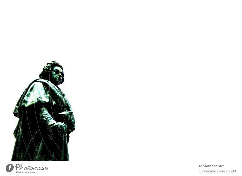 Beethoven Mensch Stein Statue Denkmal Bonn