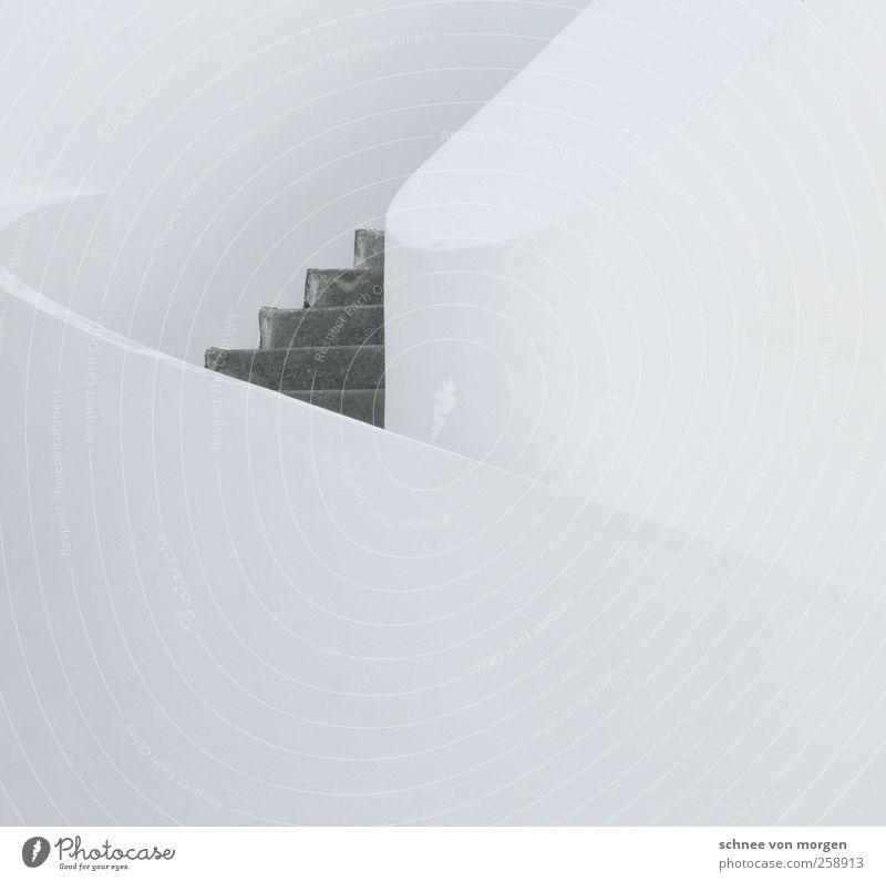 """architektur Portugal Menschenleer Haus Bauwerk Gebäude Architektur Treppe Fassade schwarz weiß ästhetisch Design Stil """"kurve stein grau silhouette aufwärts"""