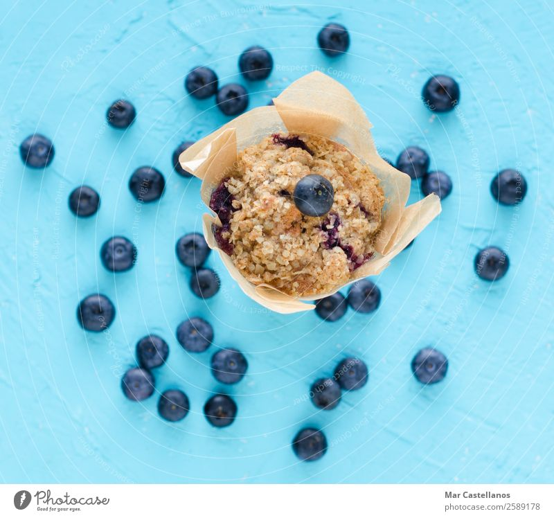 blau schön Freude Essen natürlich Gesundheitswesen braun Frucht Dekoration & Verzierung Ernährung frisch Aussicht Tisch genießen Papier lecker