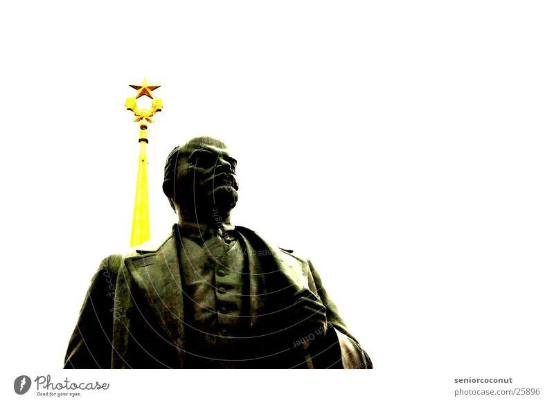 Lenin Europa Denkmal Russland Moskau
