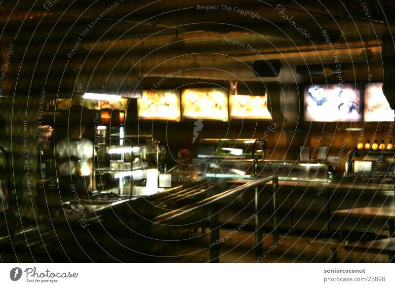 Bar Moscow Ernährung Europa Bar Bildschirm Theke Russland Moskau Wirt