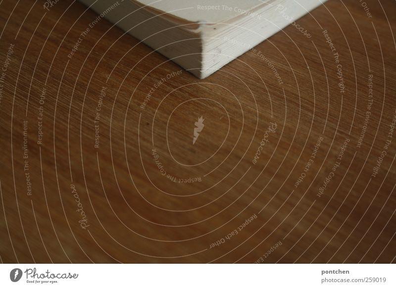 ödes buch weiß Holz braun Freizeit & Hobby Häusliches Leben leer Buch Papier lesen Buchseite Maserung Medien