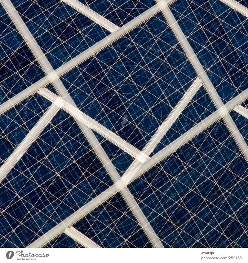 Energie Solarzelle Technik & Technologie Wissenschaften Fortschritt Zukunft High-Tech Energiewirtschaft Erneuerbare Energie Sonnenenergie Umwelt modern blau