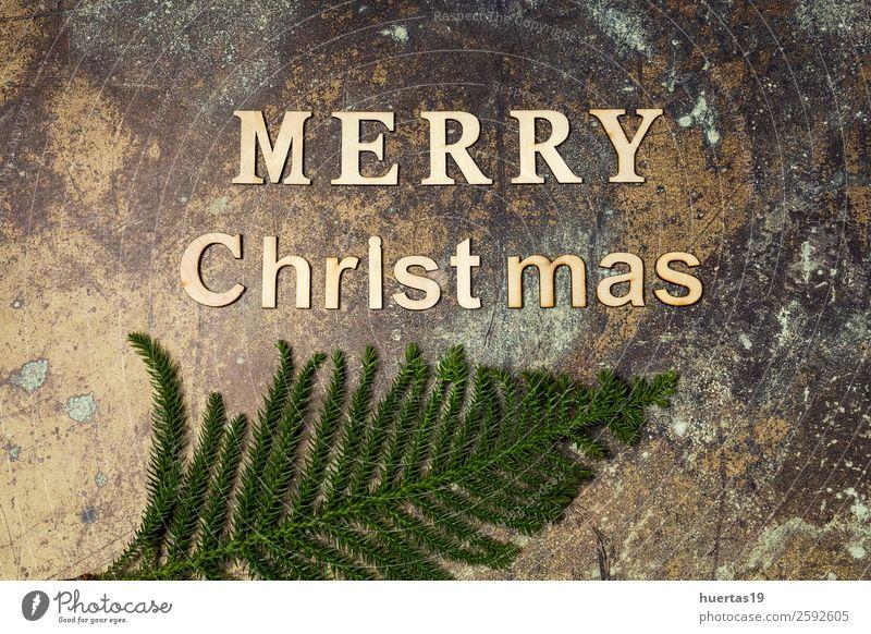 Hintergrund mit dem Wort Frohe Weihnachten Feste & Feiern Weihnachten & Advent Silvester u. Neujahr Religion & Glaube Briefe zählen 2018 fröhlich Dekor Ball