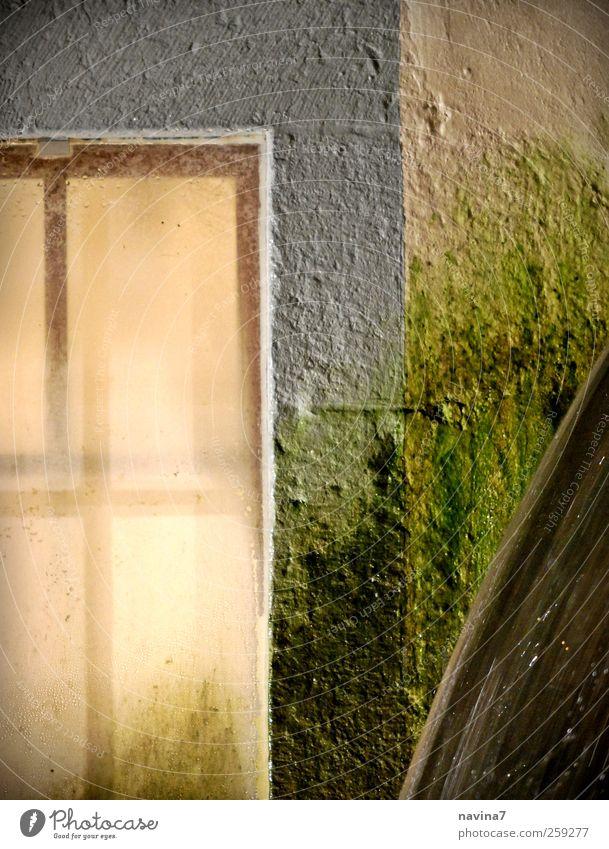 Krabats Mühlrad grün Fenster Wand Mauer gruselig drehen Museum Mühle