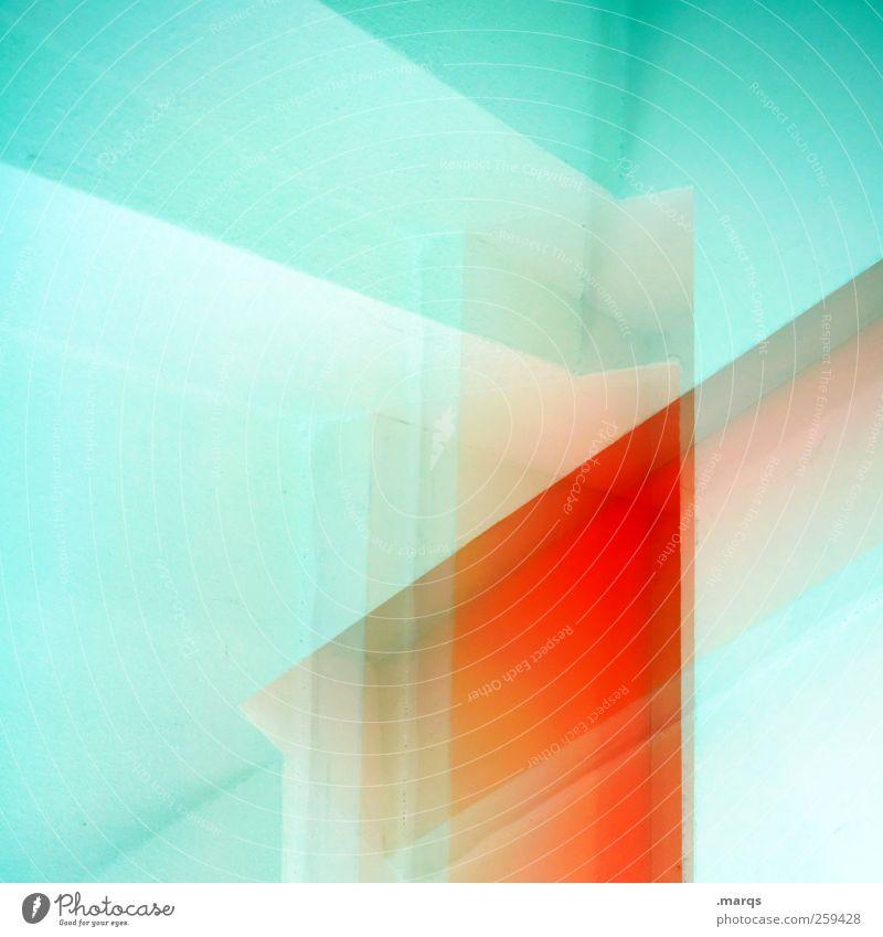 Void rot Farbe Stil Linie hell Kunst Hintergrundbild elegant Design modern außergewöhnlich verrückt leuchten Zukunft Lifestyle Coolness