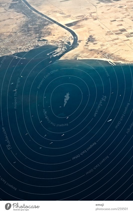 Delta Natur blau Wasser Meer Küste Insel Fluss Wüste Schifffahrt Flussufer Dürre Meerwasser Flußmündung Delta