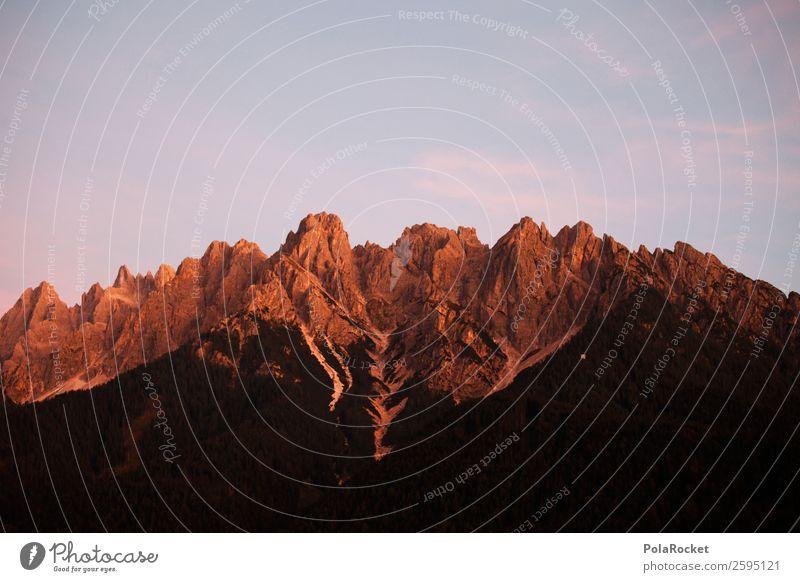 #A# Großer Stein Umwelt Natur Landschaft ästhetisch Berge u. Gebirge Gipfel Alpen Bundesland Tirol Bergkette hoch wandern Außenaufnahme karg steinig Farbfoto