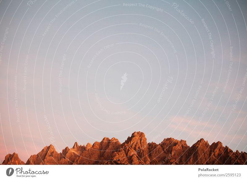 #A# Big Ones Kunst ästhetisch Berge u. Gebirge Felsen Alpen steinig Bundesland Tirol Himmel Farbfoto Gedeckte Farben Außenaufnahme Detailaufnahme Experiment
