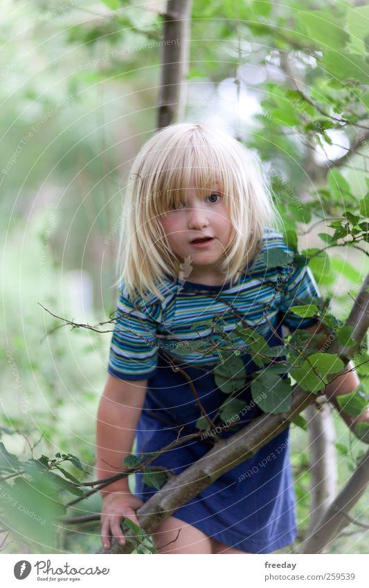 Amelie Freizeit & Hobby Spielen Abenteuer Freiheit Safari Klettern Kind Mädchen Kindheit Leben Haare & Frisuren Gesicht Arme 1 Mensch 3-8 Jahre Umwelt Natur