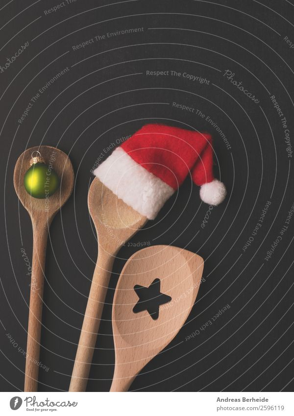 Drei aus der backstube Weihnachten & Advent Speise Winter Hintergrundbild lustig Stil Dinge Kitsch Hut Restaurant Mütze altehrwürdig Weihnachtsmann Top