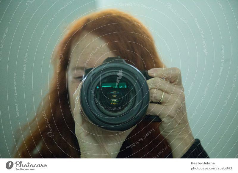 Emotion | Objektiv vorhanden Fotografieren Dienstleistungsgewerbe Medienbranche Werbebranche Fotokamera Souvenir wählen authentisch Freude Leben ästhetisch