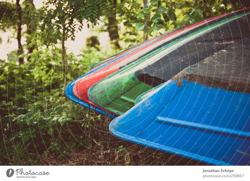 ab ins Boot! Natur Ferien & Urlaub & Reisen Pflanze Ferne Umwelt Freiheit Wasserfahrzeug Tourismus Sträucher Insel Ausflug Lebensfreude Schönes Wetter Abenteuer