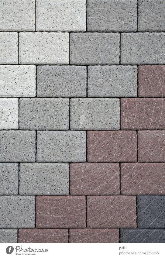 geometric stone pattern Natur Stein Hintergrundbild Zufriedenheit natürlich Ordnung Dekoration & Verzierung Dinge einzeln Bürgersteig Material Glätte hart