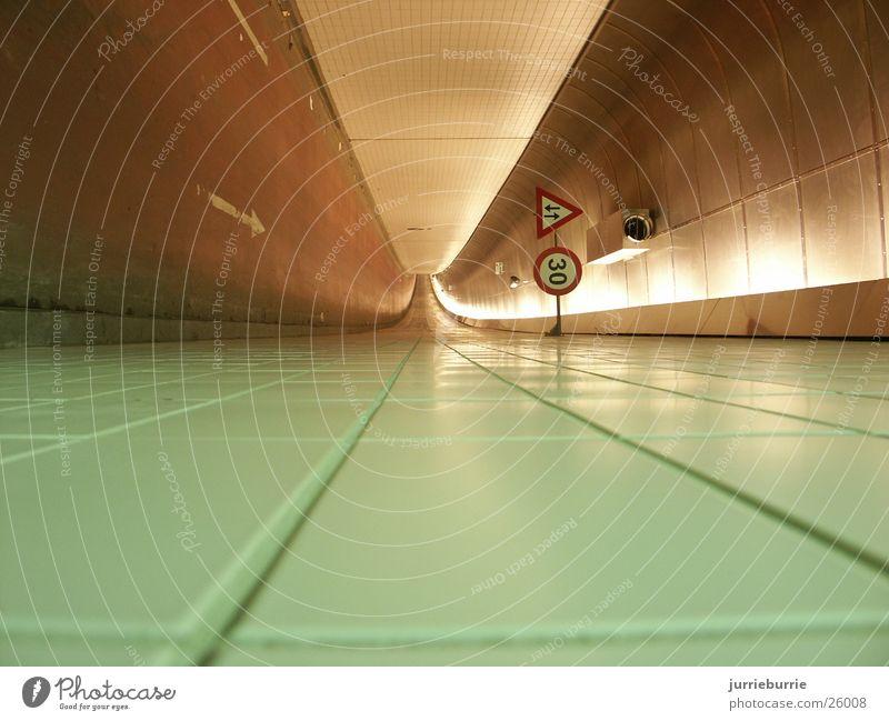 lonely tunnel Tunnel Architektur