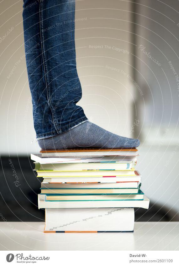bleib standhaft Bildung Schule lernen Schulgebäude Schüler Studium Student Prüfung & Examen Büro Karriere Erfolg Mensch maskulin Mann Erwachsene Jugendliche