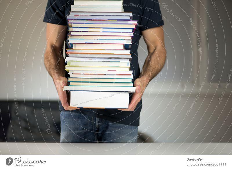 ohne Fleiß keinen Preis Bildung Erwachsenenbildung Schule lernen Schüler Azubi Studium Student Prüfung & Examen Erfolg Mensch maskulin Mann Jugendliche Leben 1