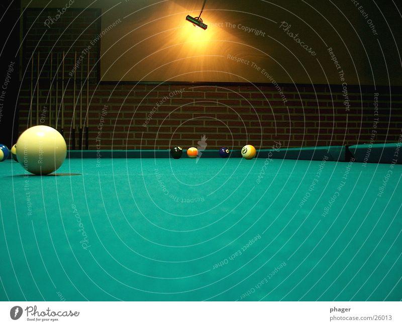 billardspelunke Billard Billardkugel grün Filz Queue Schwimmbad Freizeit & Hobby billardtisch Kugel Wandleuchte