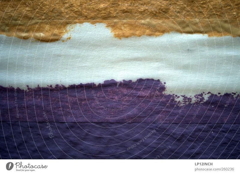 Wandmalerei Wand Farbstoff Mauer Wohnung nass Häusliches Leben Streifen streichen Umzug (Wohnungswechsel) Handwerk Renovieren Anstreicher Farbenspiel zudecken Farbton