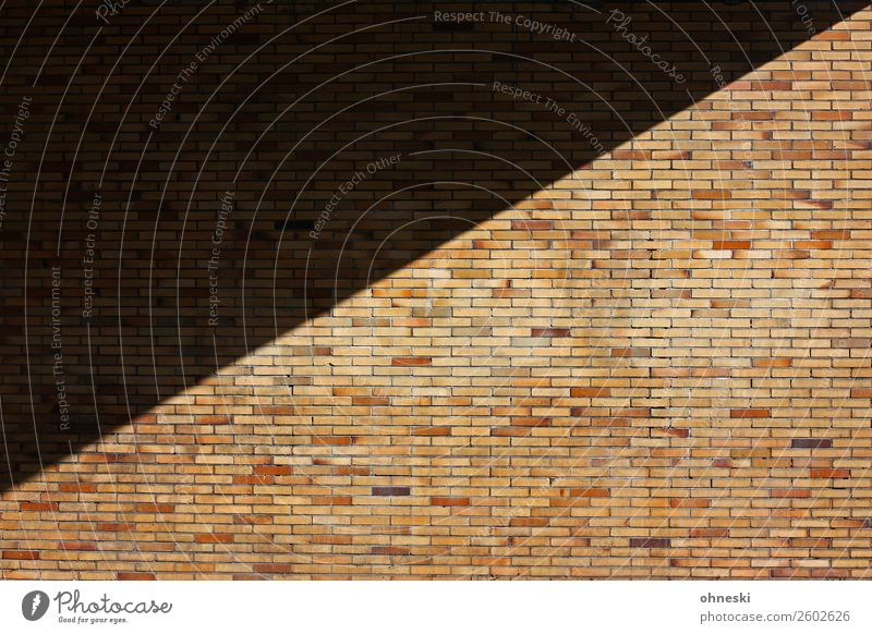 Mauer Brücke Tunnel Bauwerk Architektur Wand Fassade ästhetisch Ordnung Farbfoto Außenaufnahme abstrakt Muster Strukturen & Formen Menschenleer