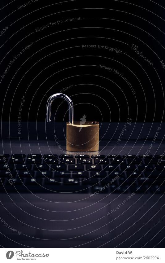 Virenschutz abgelaufen elegant Stil Design Business Computer Notebook Bildschirm Hardware Software Technik & Technologie Unterhaltungselektronik