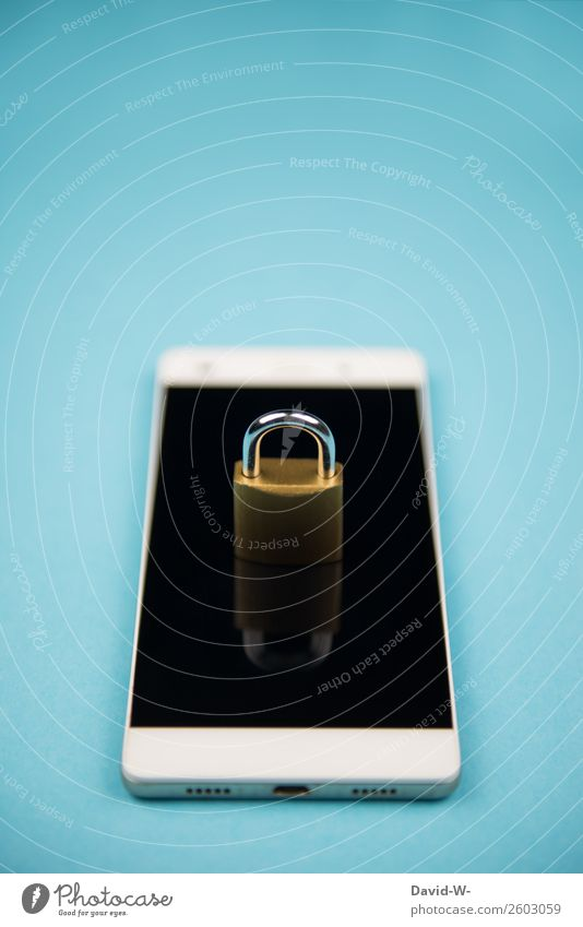 Datenschutz Handy Lifestyle Reichtum elegant Stil Design Wohlgefühl Zufriedenheit Telekommunikation Business Erfolg Telefon PDA Computer Bildschirm Hardware