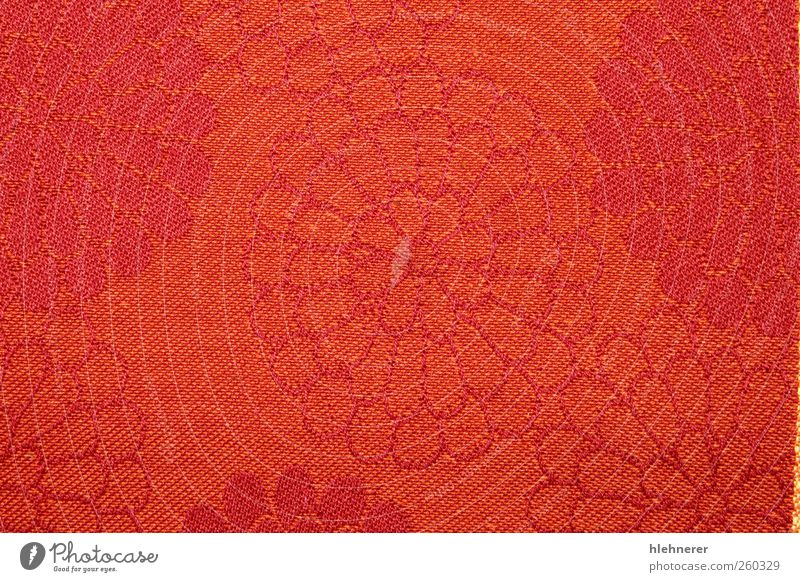 rot Farbe Design Dekoration & Verzierung Stoff Tapete Oberfläche Konsistenz Weben