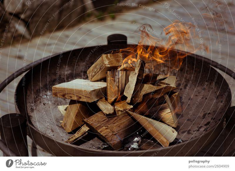 fire Freizeit & Hobby Ferien & Urlaub & Reisen Ausflug Abenteuer Freiheit Camping Lagerfeuerstimmung Feuer Lagerplatz Holz Metall authentisch bedrohlich heiß