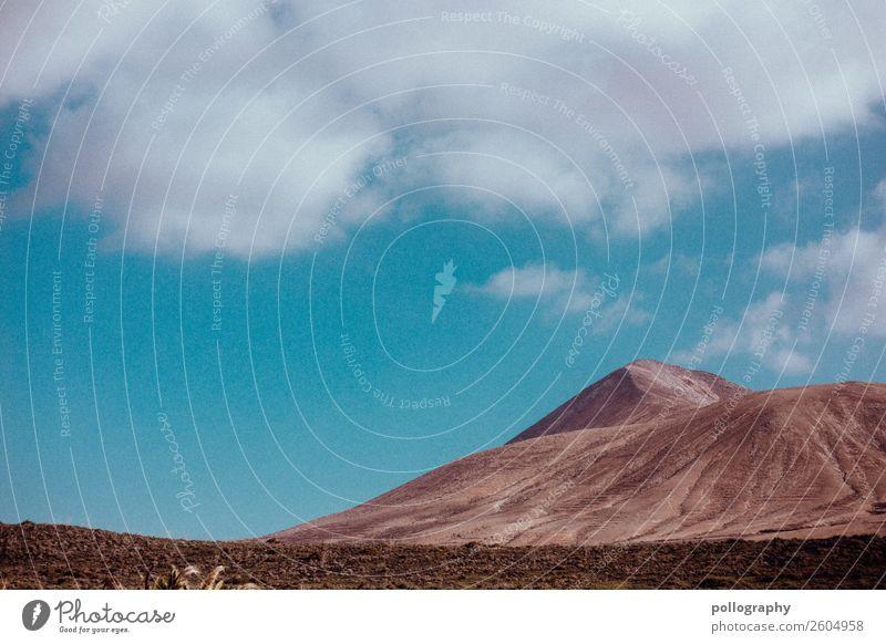 mountain Freizeit & Hobby Umwelt Natur Landschaft Erde Luft Himmel Wolken Sommer Schönes Wetter Berge u. Gebirge schön Gefühle Freiheit Glaube Religion & Glaube