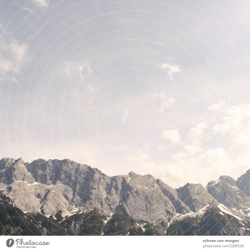 wolkenlos Natur Sonne Wolken Umwelt Landschaft Berge u. Gebirge Luft Horizont Wetter Felsen Tourismus Alpen Schönes Wetter Gipfel Wolkenloser Himmel Schneebedeckte Gipfel
