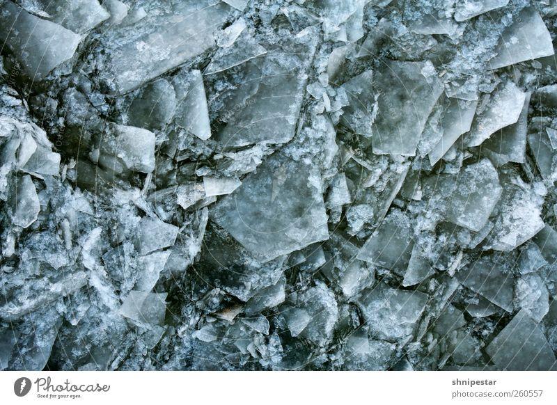 Spröde Lippen ... Umwelt Natur Urelemente Wasser Winter Wetter Eis Frost Schnee Fluss Spree Berlin Stadtzentrum Schifffahrt Bootsfahrt Eisbrecher frieren
