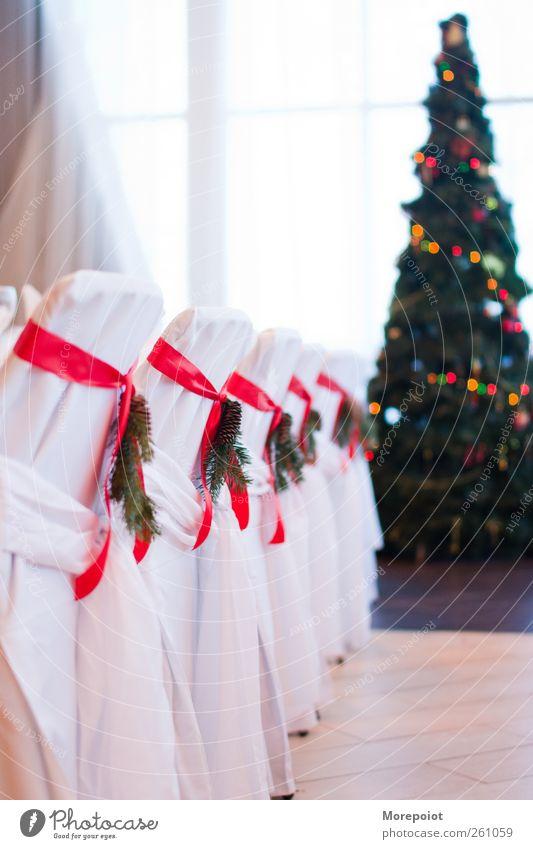 Ferien & Urlaub & Reisen Weihnachten & Advent Freude Innenarchitektur Lifestyle Design Dekoration & Verzierung Fröhlichkeit Stuhl Möbel Weihnachtsbaum
