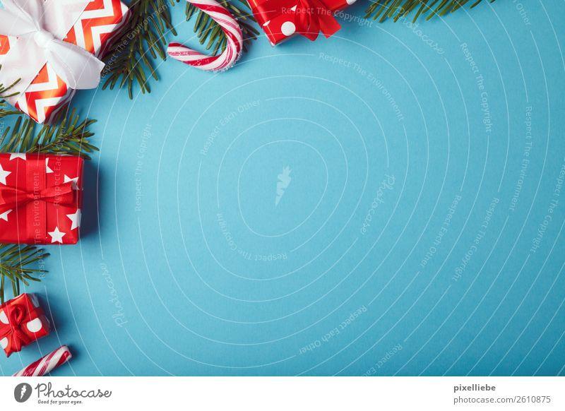 Holly Jolly Christmas Winter Innenarchitektur Dekoration & Verzierung Feste & Feiern Weihnachten & Advent Silvester u. Neujahr Papier Verpackung Paket Schleife