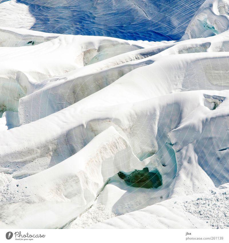 Eismeer Natur alt blau Wasser weiß Winter ruhig Herbst Leben kalt Schnee Berge u. Gebirge Freiheit nass Abenteuer