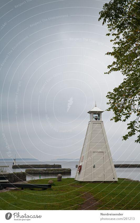 Göta Kanal Ferien & Urlaub & Reisen ruhig Ferne Erholung Wiese Landschaft Architektur Küste Gebäude Park Tourismus Sicherheit Bauwerk Seeufer Leuchtturm