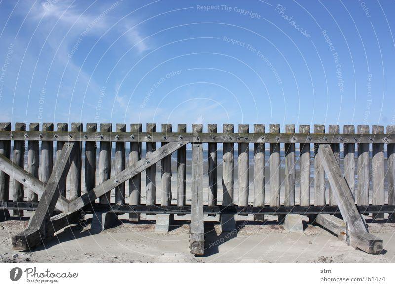 himmelblau [beyond the sea 31] Himmel Ferien & Urlaub & Reisen Sonne Sommer Meer Strand Wolken ruhig Ferne Umwelt Landschaft Freiheit Küste Kraft Ausflug Insel