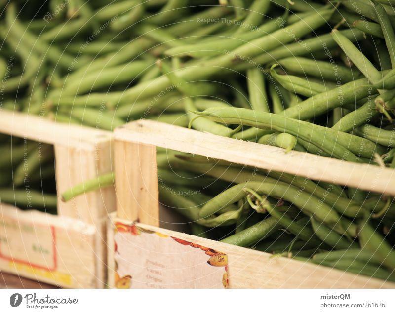 mister beans his? grün Lebensmittel ästhetisch viele Gemüse Gesunde Ernährung Kiste Stapel Bohnen Lokal Erbsen einheimisch Lokalpatriotismus Erbsenschoten