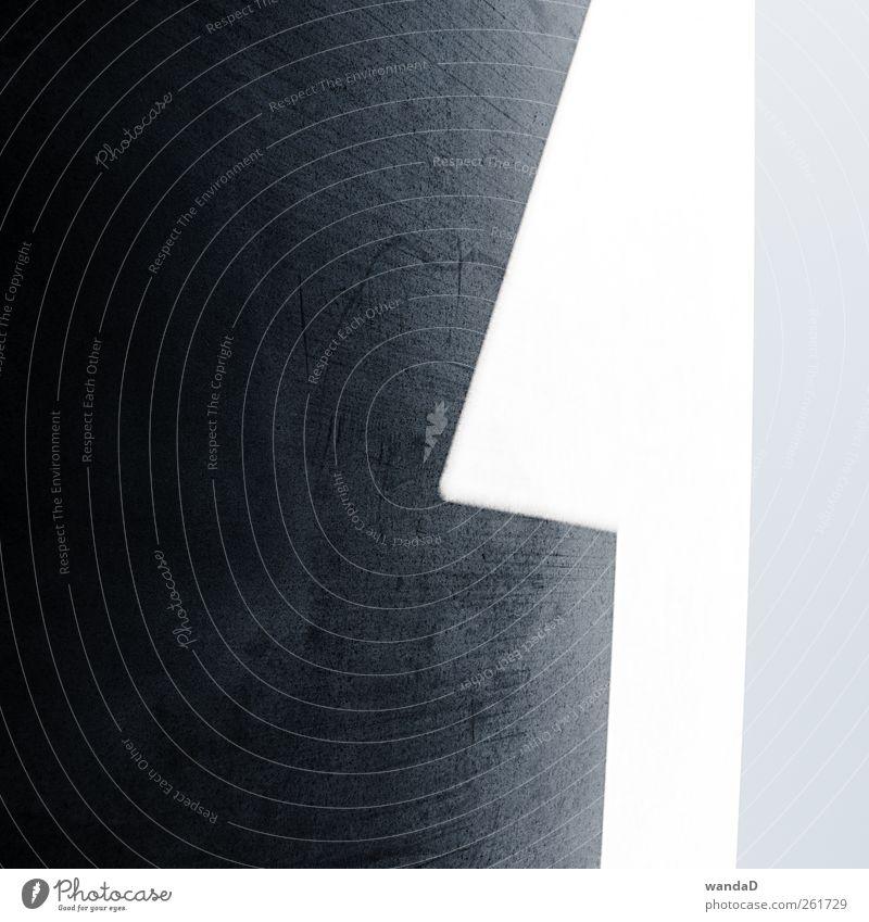 __________ Himmel blau schön weiß Wand Mauer Architektur grau Denken Stein außergewöhnlich elegant Erfolg Dekoration & Verzierung verrückt Beton