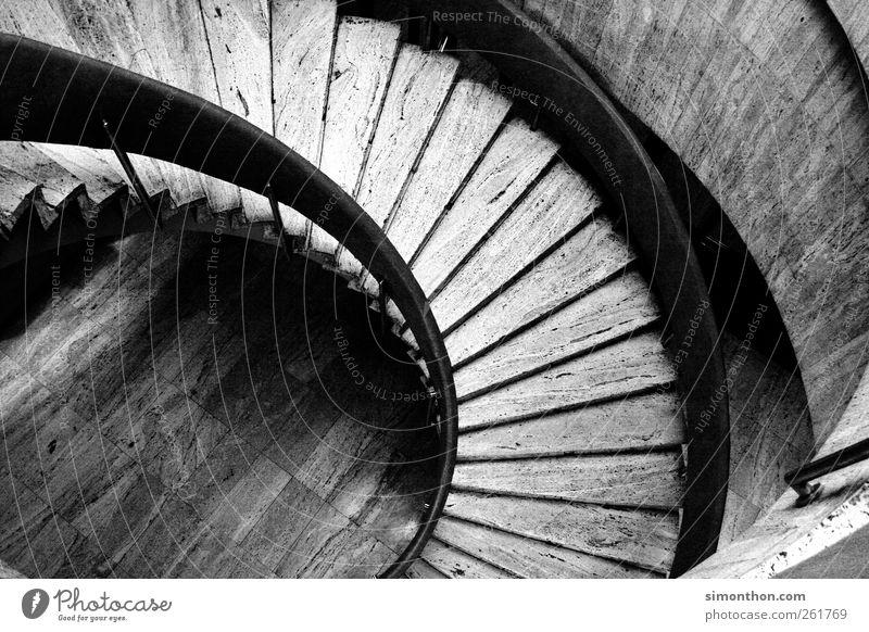 alte retro wendeltreppe Stadt weiß Architektur Innenarchitektur Stil Gebäude Kunst Stein Wohnung träumen Raum Treppe ästhetisch Kultur Macht