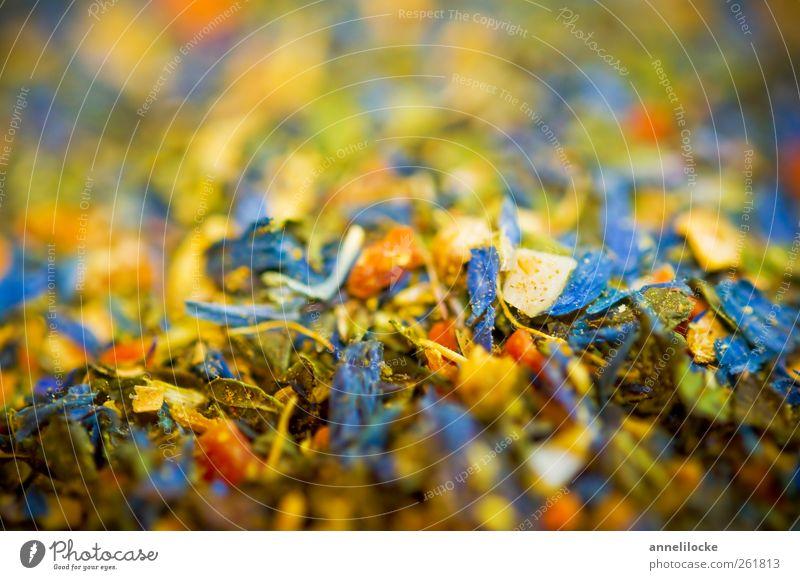 Blumenkonfetti Lebensmittel Kräuter & Gewürze Blüte Ernährung Bioprodukte Duft exotisch natürlich mehrfarbig essbar aromatisch getrocknet Krümel Kräutermischung