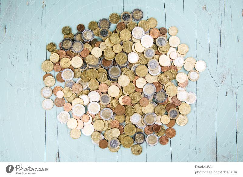 Geld regiert die Welt Lifestyle Leben Glück Stil Business Kunst Design leuchten glänzend elegant Erfolg kaufen viele Geldinstitut Reichtum