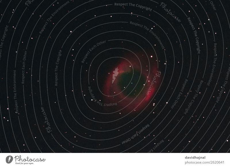 Helixnebel Teleskop Technik & Technologie Wissenschaften Fortschritt Zukunft High-Tech Raumfahrt Astronomie Umwelt Natur Himmel nur Himmel Wolkenloser Himmel