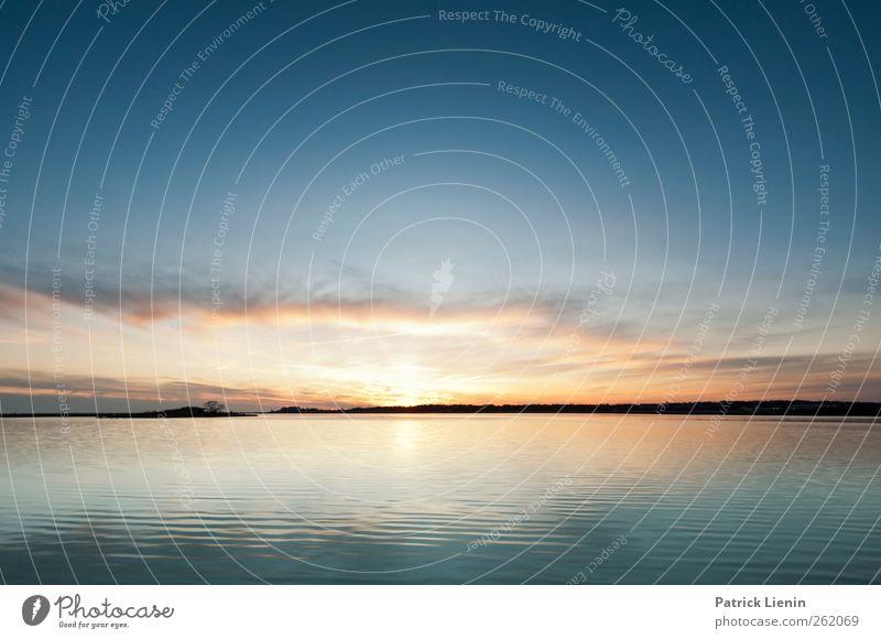 Seven Stars Umwelt Natur Landschaft Urelemente Erde Himmel Wolken Sonne Sonnenaufgang Sonnenuntergang Klima Klimawandel Schönes Wetter Wind Wellen Küste Bucht