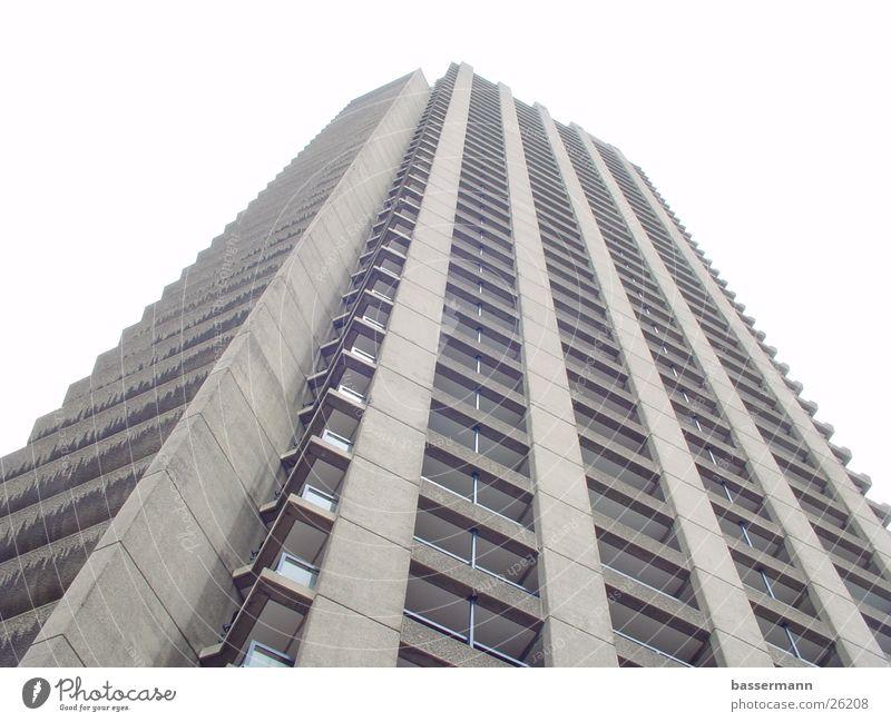 Shakespeare Tower, Barbican Centre, London Hochhaus Städtebau Architektur Häusliches Leben Turm barbican Stadt chamberlin