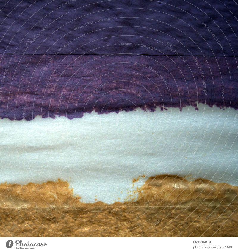 Wandmalerei III Linie Innenarchitektur Raum Wohnung Dekoration & Verzierung Häusliches Leben streichen Umzug (Wohnungswechsel) Handwerk Renovieren Anstreicher Farbenspiel Raufasertapete